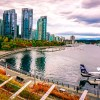 Greenest Cities - Vancouver, British Columbia, Canada, a green cities
