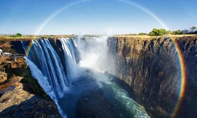 The Victoria Falls Rain Forest