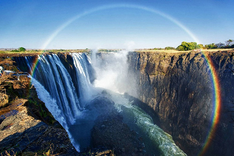 The Victoria Falls Rainforest