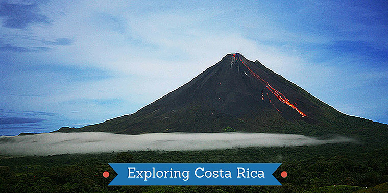 Costa Rica Adventures - visiting Costa Rica
