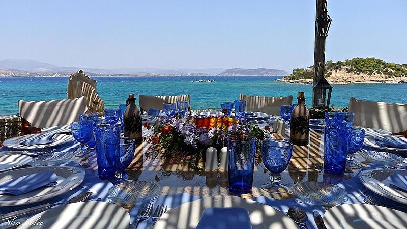 Enjoy a Greek Meal