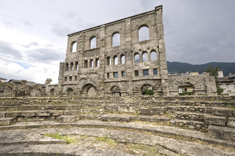 Aosta - Roman Theatre