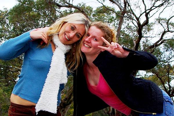 australia-friends-tourism