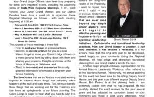 The Oklahoma Mason Magazine – Feb 2019