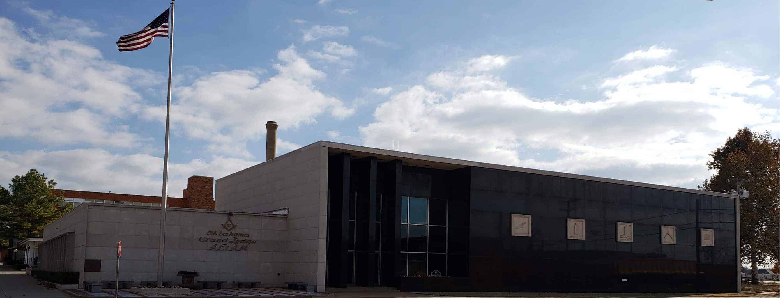 The Grand Lodge of Oklahoma A.F.&A.M.