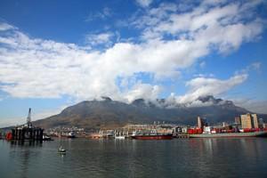ケープタウン(南アフリカ)寄港