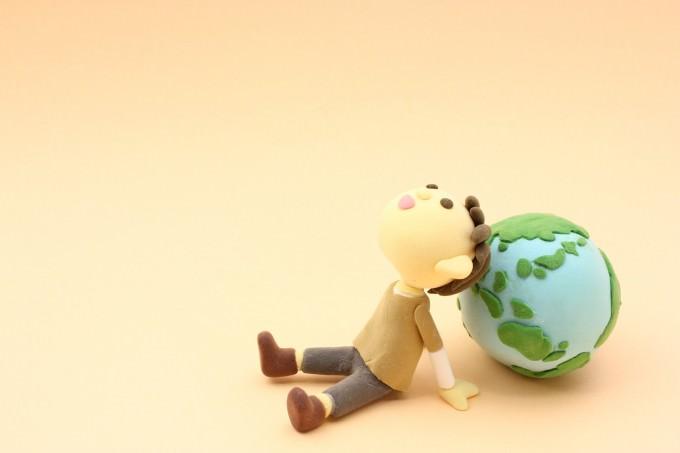 ▲親子で英語コミュニケーション力アップだけではなく、世界や地球について学ぶ意欲も湧いてくるのが親子留学