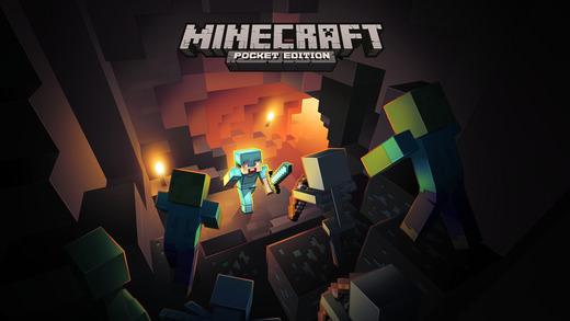 minecraft-pocket-edition:子供におすすめの英語ゲームアプリ スマホ・タブレット・iPhone・アンドロイド