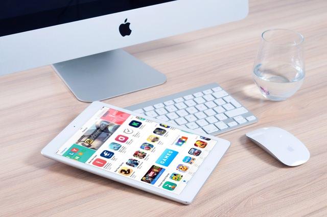スマホ・タブレット・iPhone・アンドロイドの子供英語ゲームアプリ