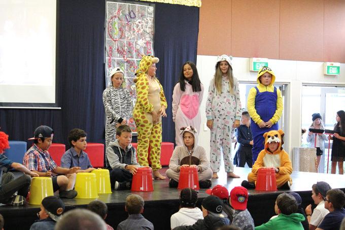 ニュージーランドの卒業式Leavers Assembly