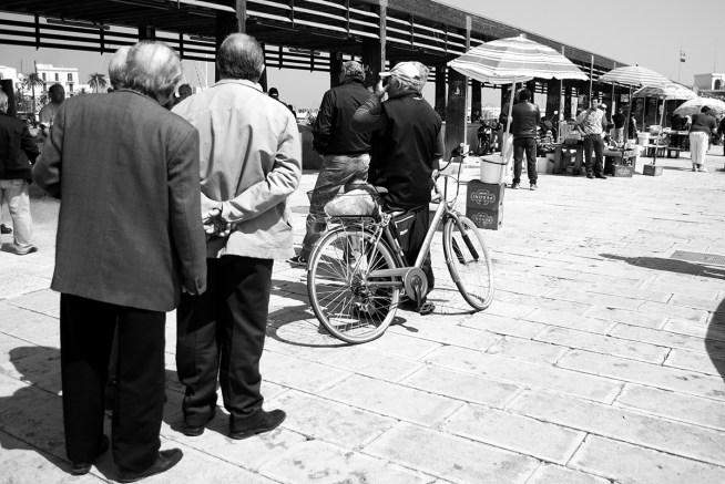 Bari, Il mercato del pesce