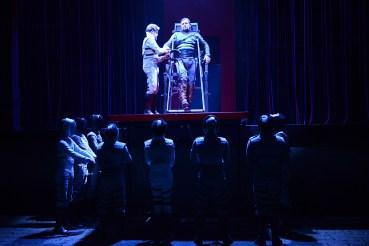 Riccardo III - Silvano Toti Globe Theatre di Roma - 2013