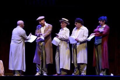 Sogno di una Notte di Mezza Estate - Silvano Toti Globe Theatre di Roma - 2014
