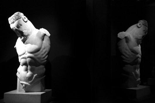 Statua di Minotauro - II secolo d.C.