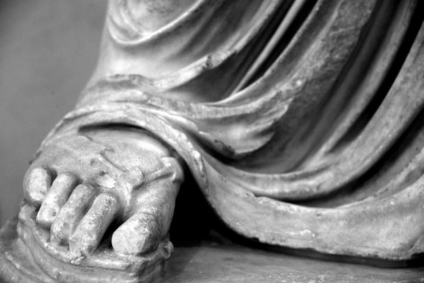 Lucilla - 161-169 d.C. - particolare