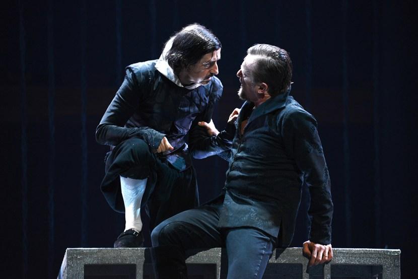 """Luglio 2018 - """"Otello"""" al Globe Theatre di Roma"""