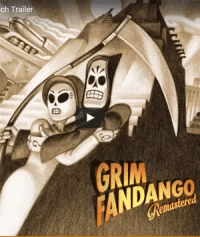 Virtual Tourist – Grim Fandango 4/10/16