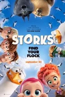 Movie Review – Storks