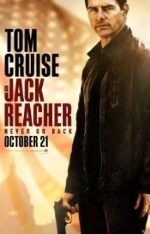 Jack Reacher Never Look Back