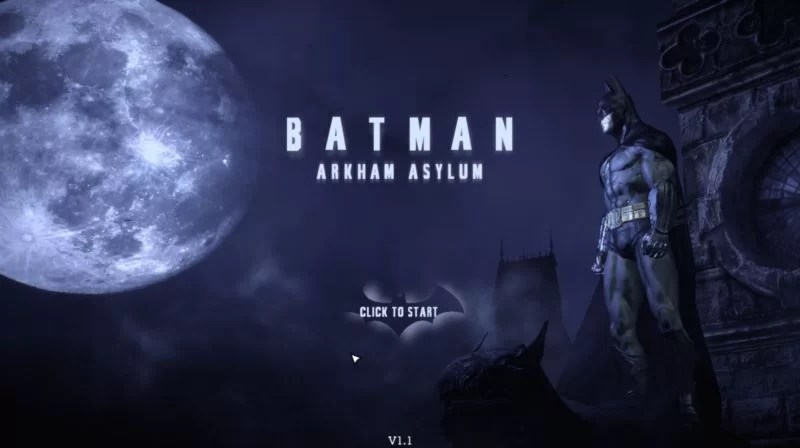 Virtual Tourist – Batman: Arkham Asylum 3/7/21