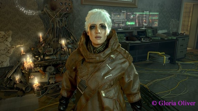 Deus Ex Mankind Divided - Cult leader