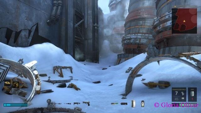 Deus Ex Mankind Divided - Garm exterior death pit