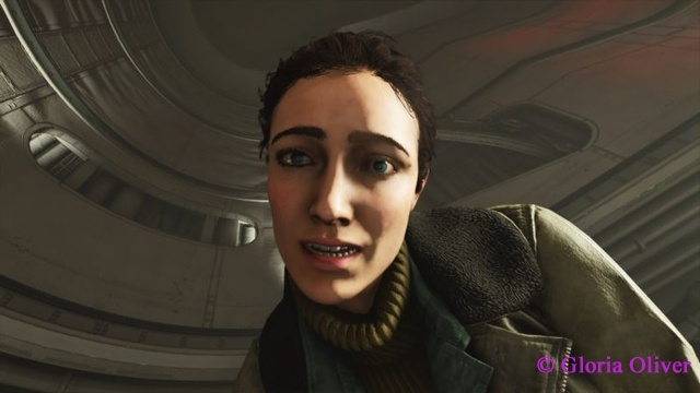 Wolfenstein II The New Colossus - Anya