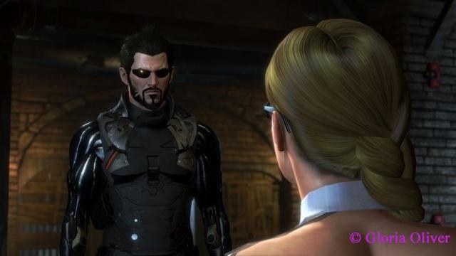 Deus Ex: Mankind Divided - underground
