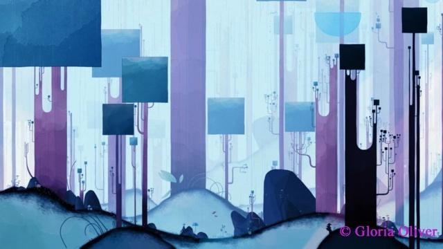 GRIS - Blue Forest