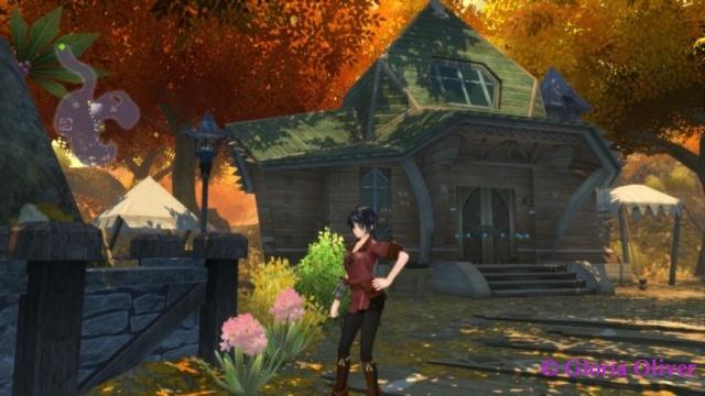 Tales of Berseria - Velvet's village