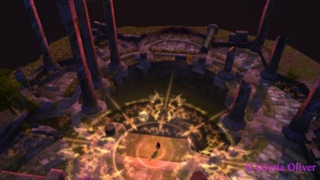 Tales of Berseria - ceremony