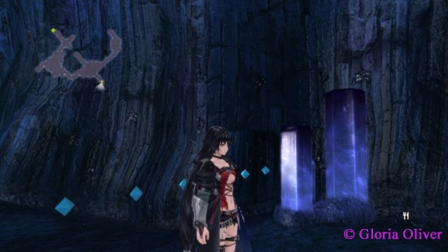 Tales of Berseria - crystal caves