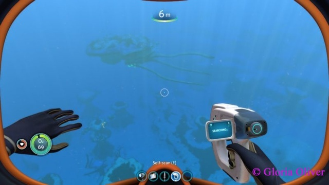 subnautica - giant sea creaytures