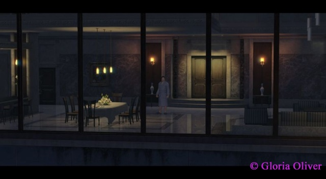 Yakuza 0 - mysterious man's suite