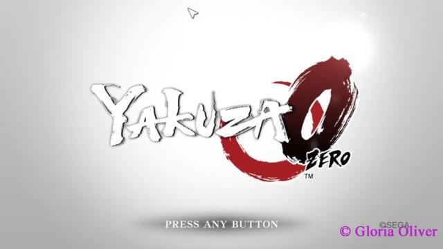 Virtual Tourist – Yakuza 0 6/30/19