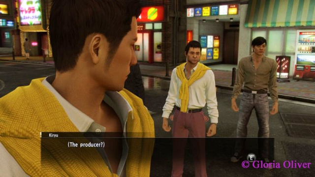 Yakuza 0 - Substory Producer