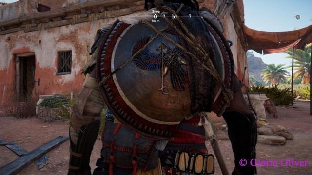 Assassin's Creed - Origins - Shiled