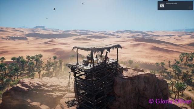 Assassin's Creed - Origins - Desert