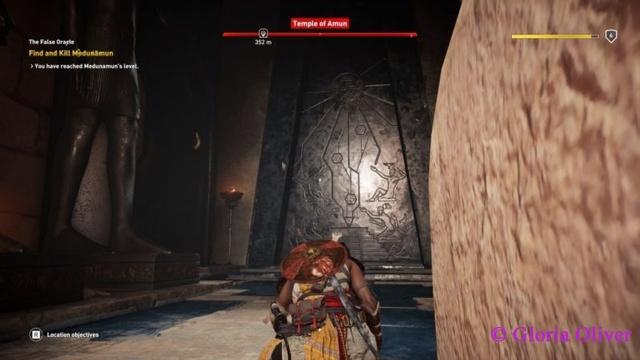Assassin's Creed Origins - Temple of Amun