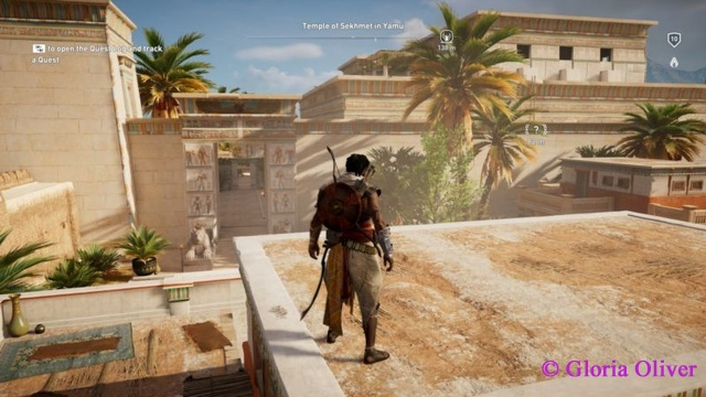 Assassin's Creed Origins - Temple of Sekhmet