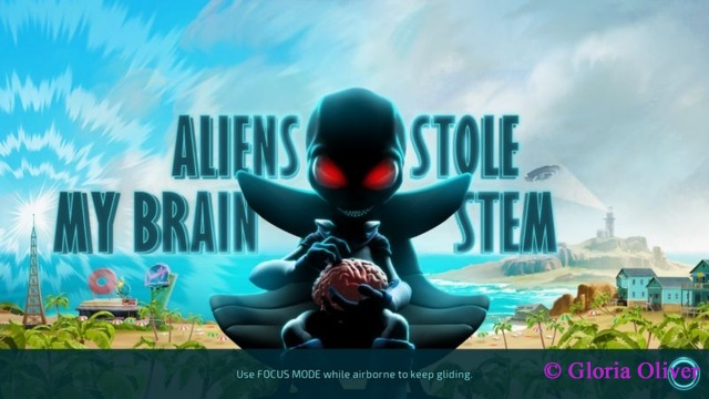 Destroy All Humans - Aliens Stole My Brain Stem