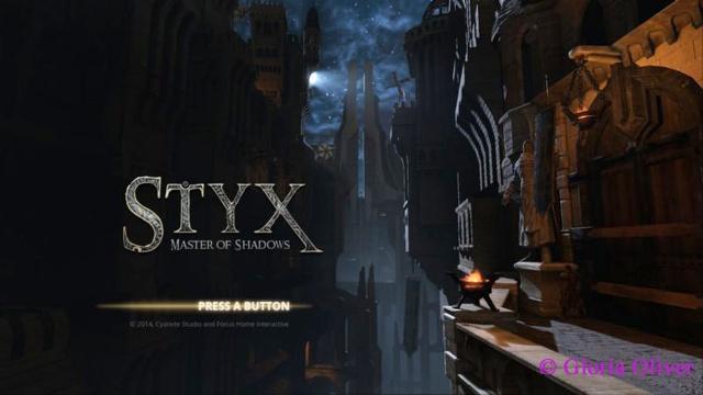 Styx: Master of Shadows Login
