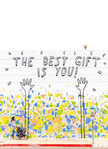 Be the Gift YOU Are