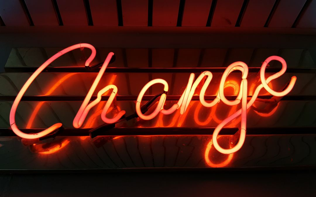 How to Make CHANGES in an Easy Way