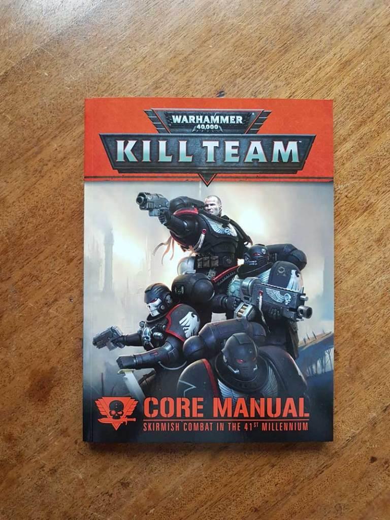 Kill Team manual