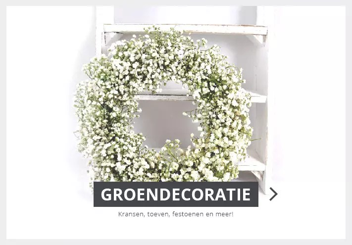 groendecoratie - glorious home