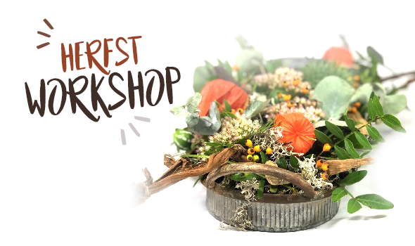 Herfst workshop