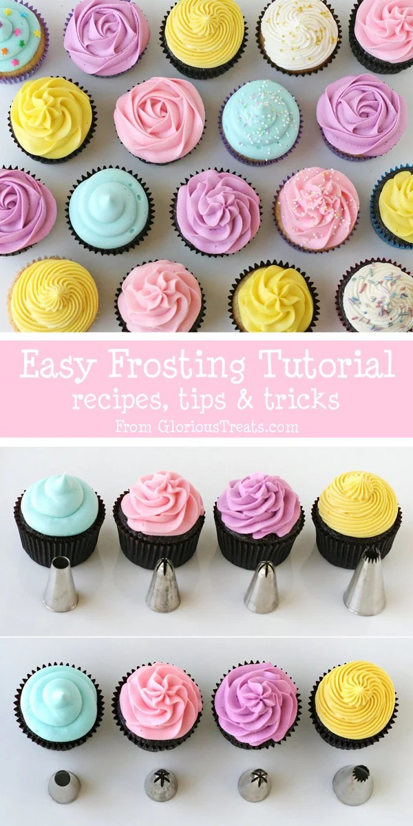 how to make great icing for cupcakes