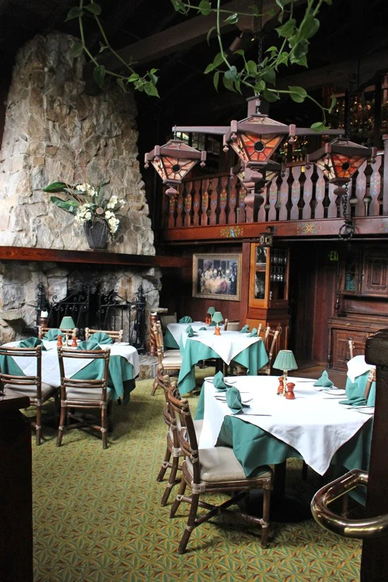 Shadowbrook Restaurant, Capitola, CA