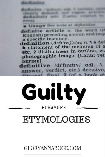 guiltyetym